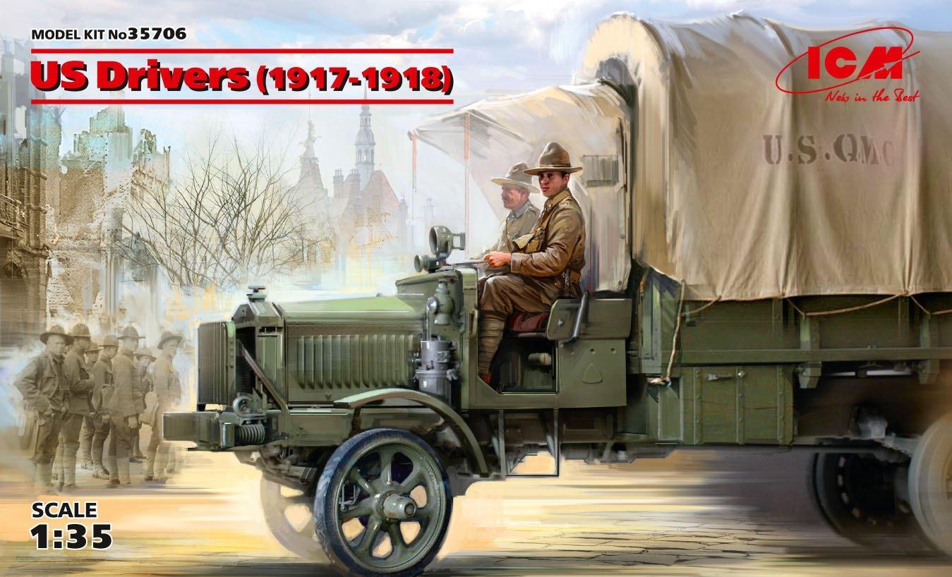 1/35 U.S. Drivers (1917-1918)