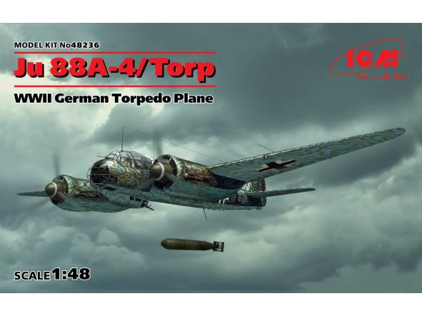 1/48 Junkers Ju 88A-4  Torp Bomber