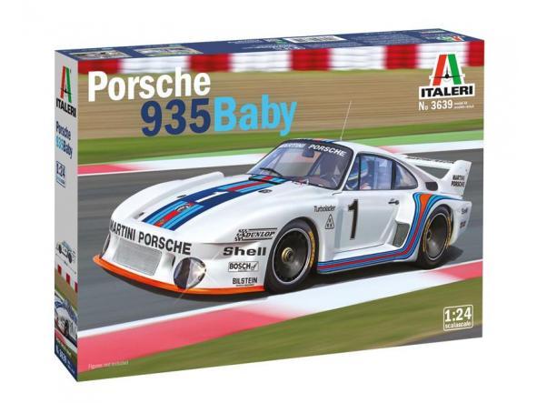 1/24 Porsche 935 Baby