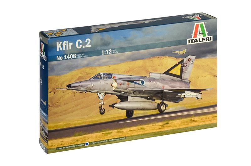 1/72 Kfir C.2