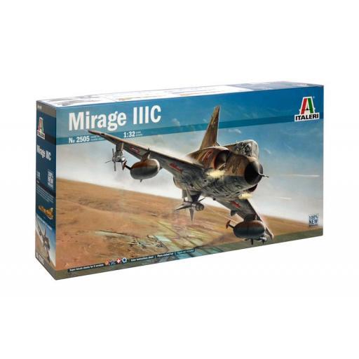 1/32 Mirage IIIC