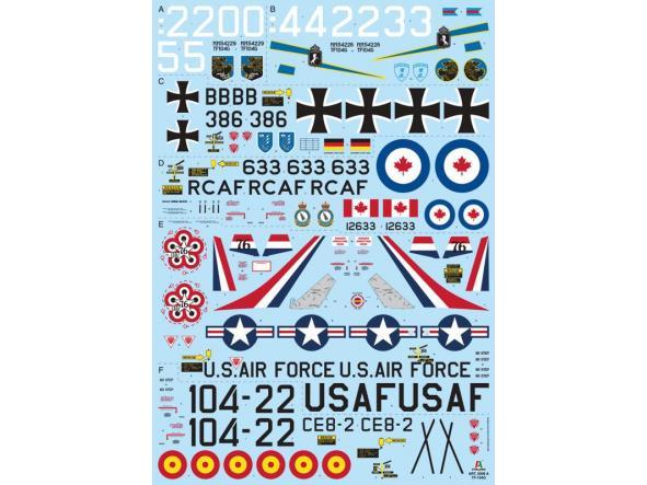 1/32 TF-104G Starfighter [1]