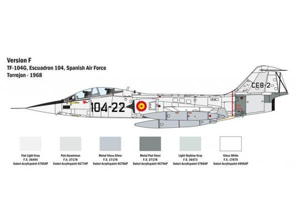 1/32 TF-104G Starfighter [2]