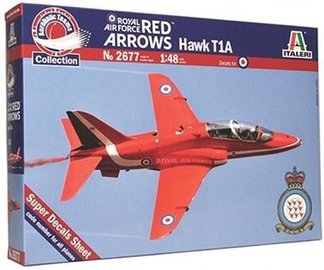 1/48 Hawk T1A Red Arrows