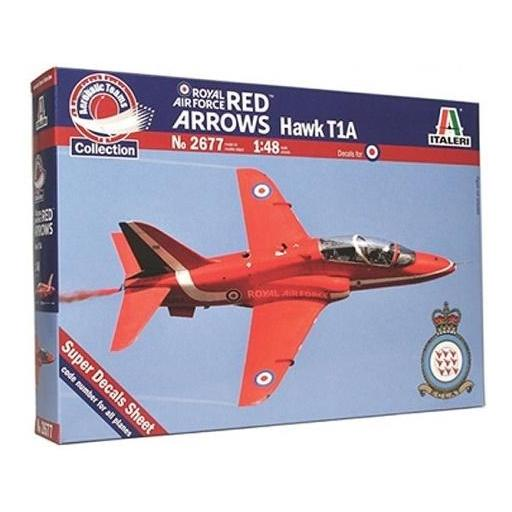 1/48 Hawk T1A Red Arrows