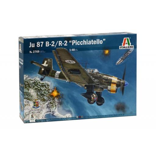 "1/48 Ju 87 B-2/R-2 ""Picchiatello"""
