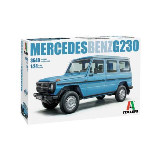 1/24 Mercedes Benz G-230