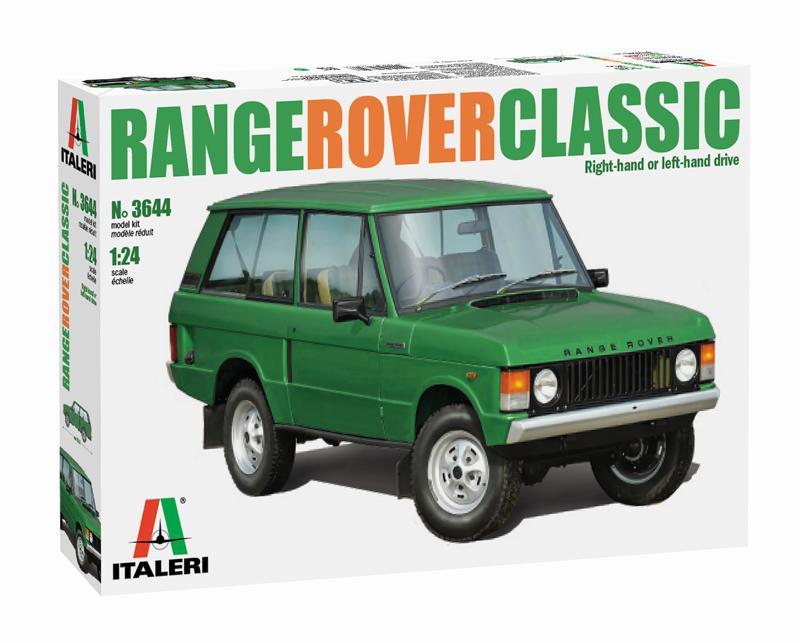 1/24 Range Rover Classic