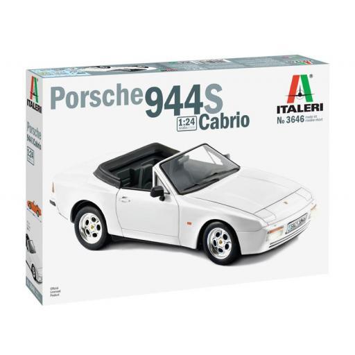 1/24 Porsche 944 S Cabrio