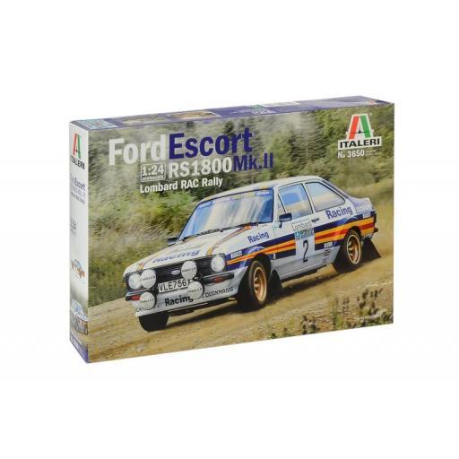 1/24 Ford Escort RS1800MK.II Lombard RAC Italy