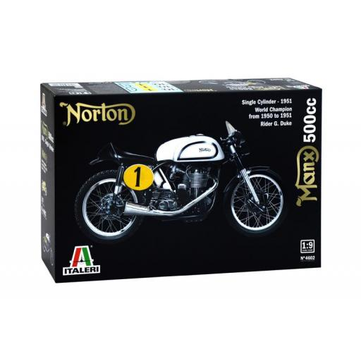 1/9 Norton Manx 500