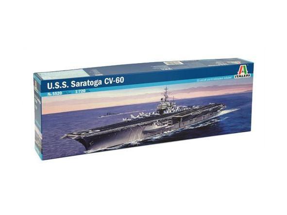 1/720 USS Saratoga CV-60 [0]