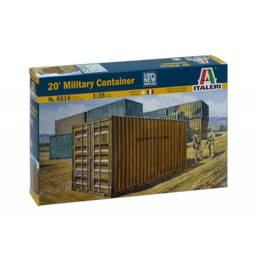 1/35 20´Military Container