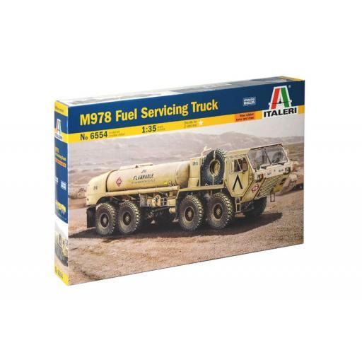 1/35 M978 Fuel Servicing Truck
