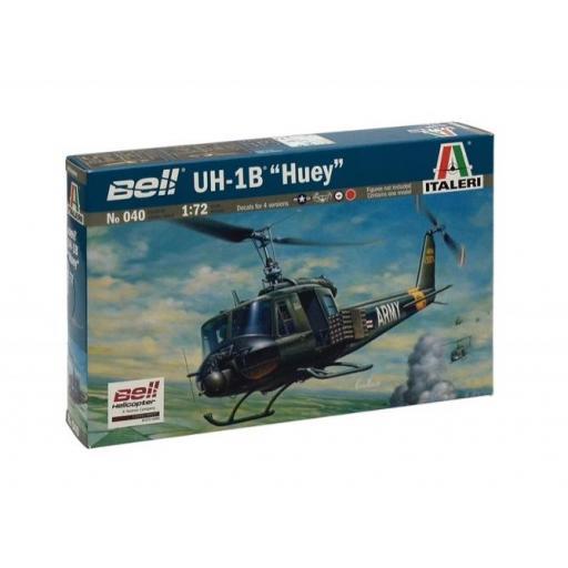 1/72 Helicóptero Bell UH-1B Huey