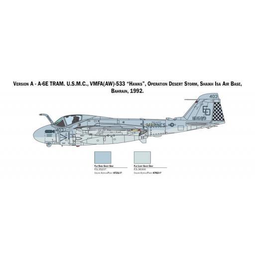 1/72 A-6E TRAM IntruderGulf War [2]