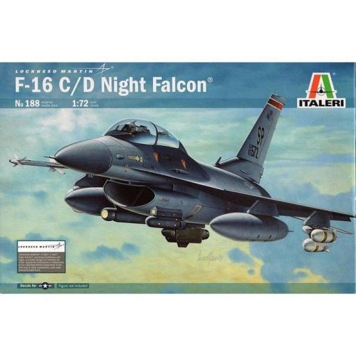 1/72 F-16C/D Night Falcon