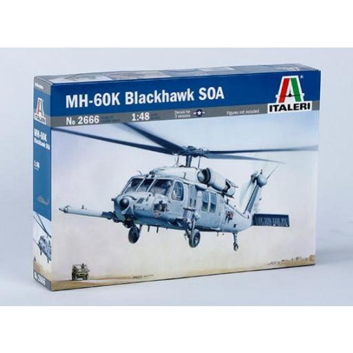 1/48 MH-60K Blackhawk SOA