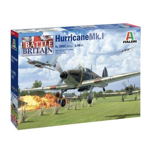 1/48 Hurricane Mk.I