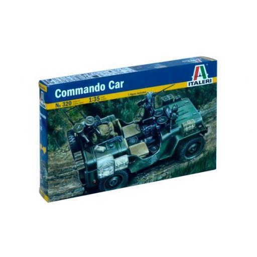1/35 Commando Car (Jeep Willys)
