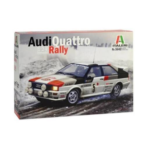 1/24 Audi Quattro Rally