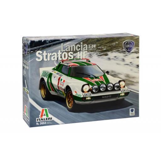 1/24 Lancia Stratos HF