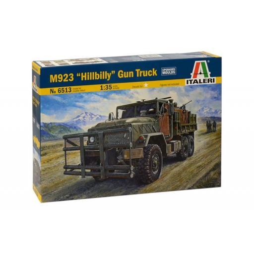 """1/35 M923 """"Hillbilly"""" Gun Truck"""