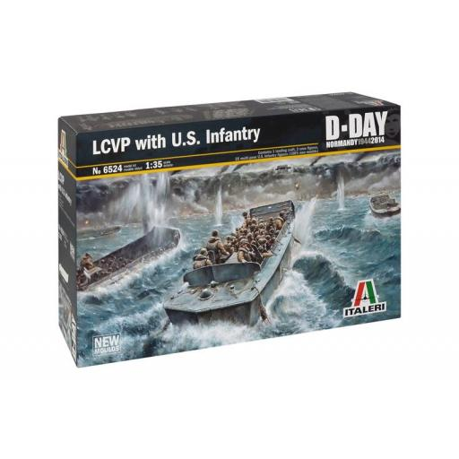1/35 LCVP with US INFANTRY [0]