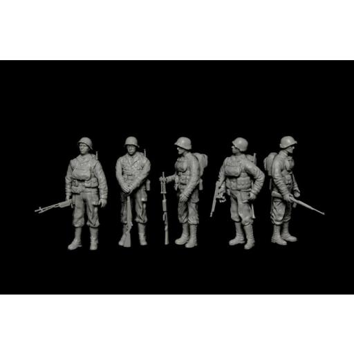 1/35 LCVP with US INFANTRY [3]