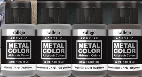 Metal Color - Vallejo
