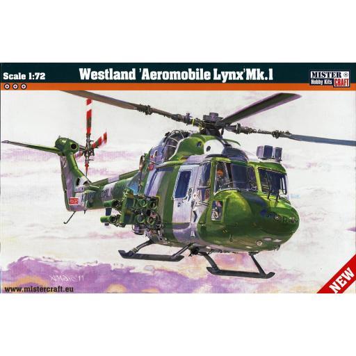 1/72 Westland Aeromobile Lynx MkI