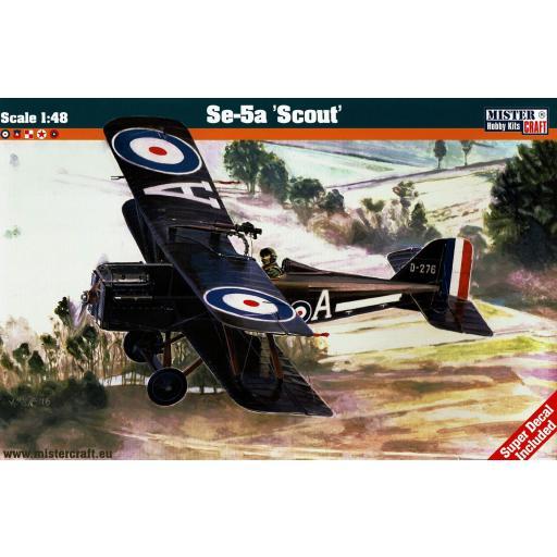 1/48 S.E. 5a Scout