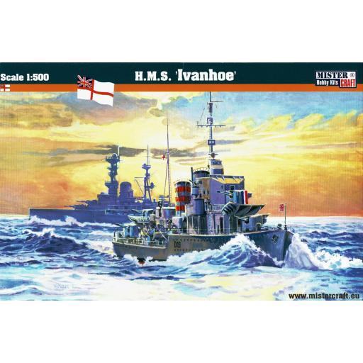 1/500 HMS Ivanhoe