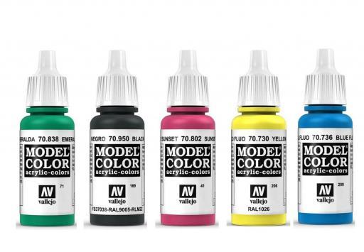 Model Color - Vallejo