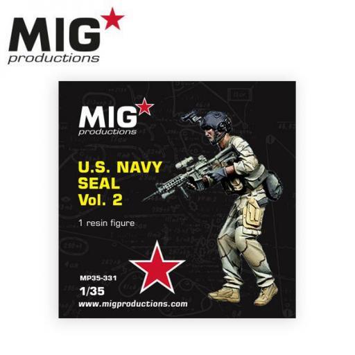 1/35 U.S. Navy Seal #2