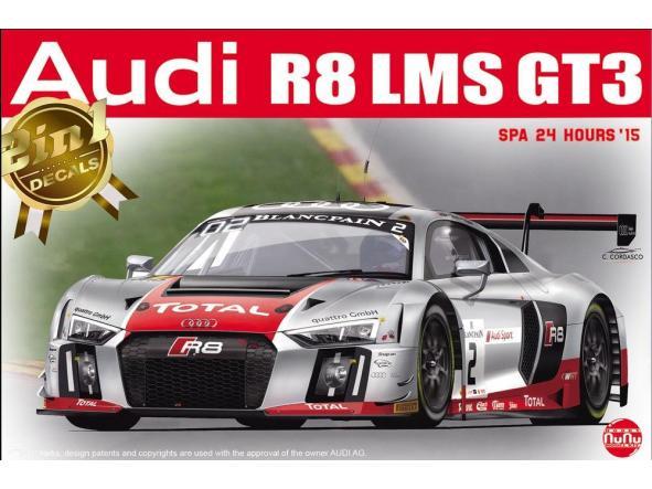 1/24 Audi R8 LMS GT3