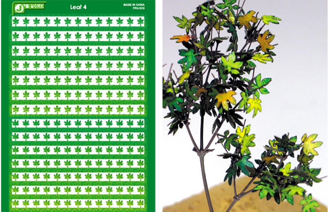 Hojas 4 - Planta de Papel