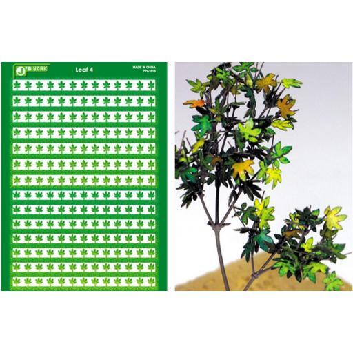 Hojas 4 - Planta de Papel [0]