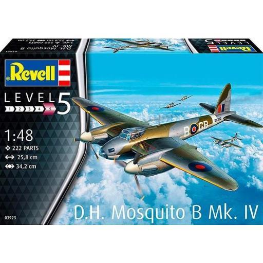 1/48 D.H. Mosquito B Mk.IV