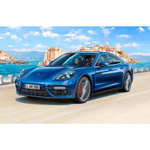 1/24 Porsche Panamera Turbo