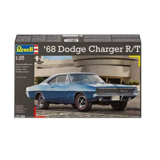 1/25 Dodge Charger R/T 1968