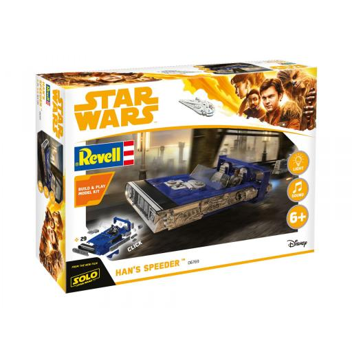 1/28 Han Solo - Han'S Speeder
