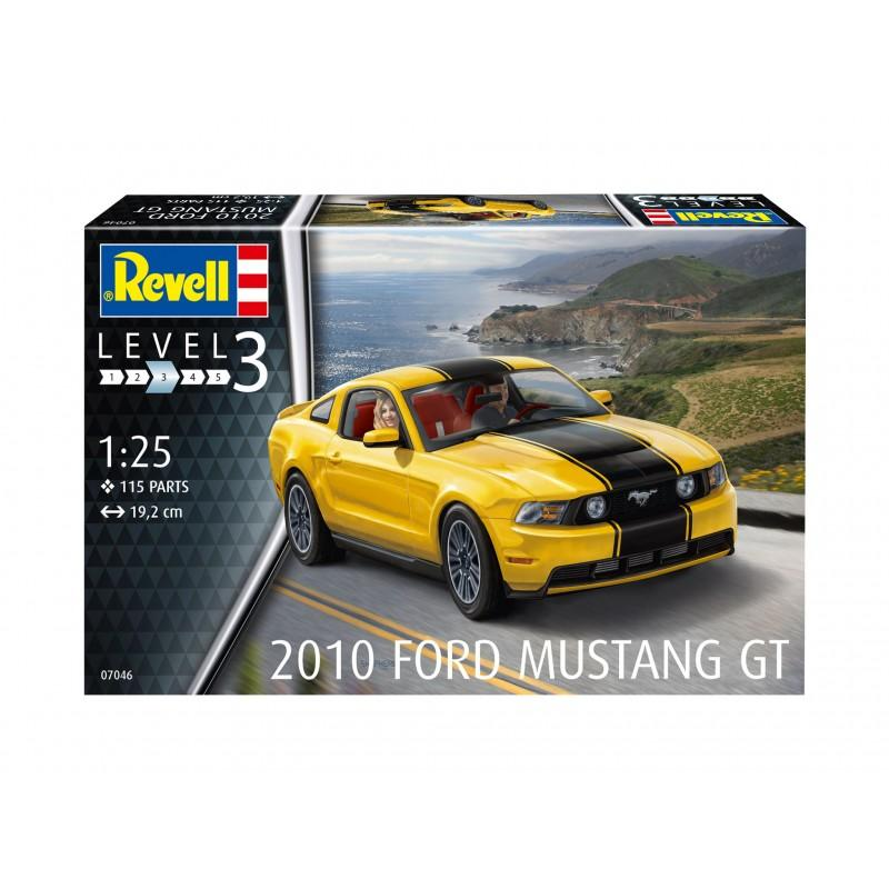 1/25 Ford Mustang