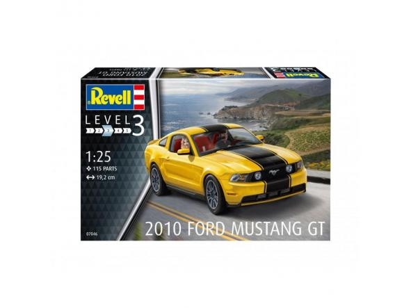 1/25 Ford Mustang [0]