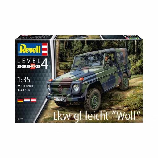 1/35 Lkw GL leicht Wolf