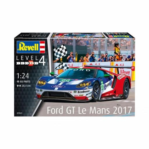 1/24 Ford GT Le Mans 2017