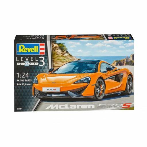 1/24 McLaren 570 S