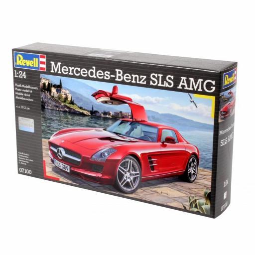 1/24 Mercedes-Benz SLS AMG