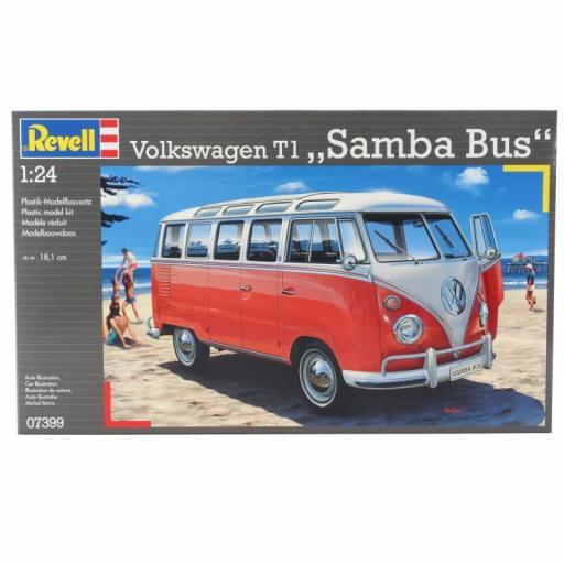 1/24 Volkswagen T1 Samba Bus