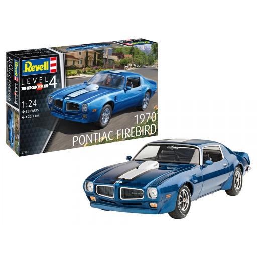 1/24 1970 Pontiac Firebird